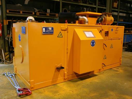 Hydraulic Power Packs for Casing Oscillators/Rotators